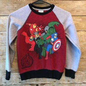 Disney marvel sweatshirt